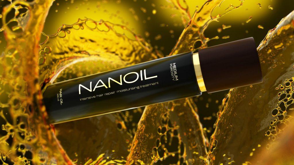 efectos y propiedades del aceite de pelo NANOIL